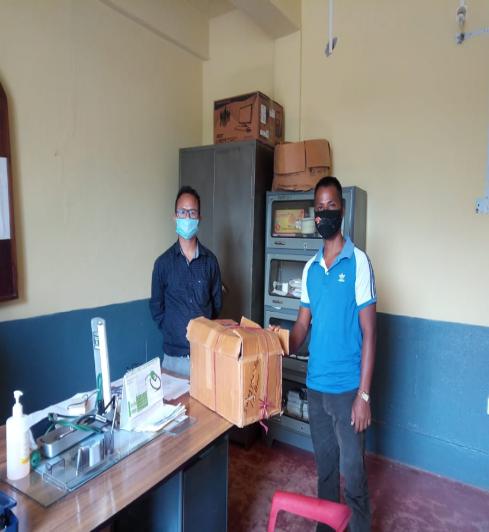basic medicine distribution